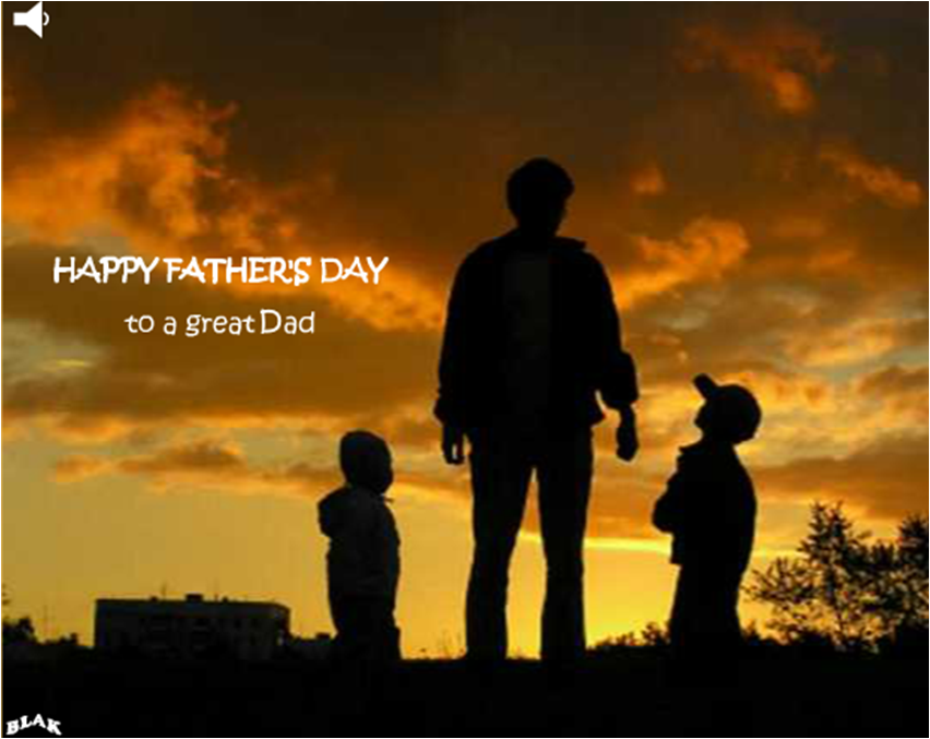 Father's Day ecard by Teddy