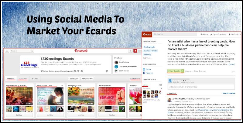 Marketing on Pinterest and Quora