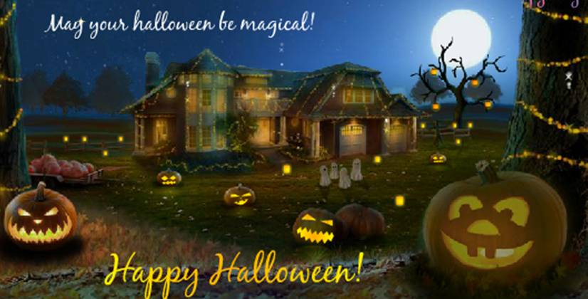 Halloween ecard by Simpydesigns