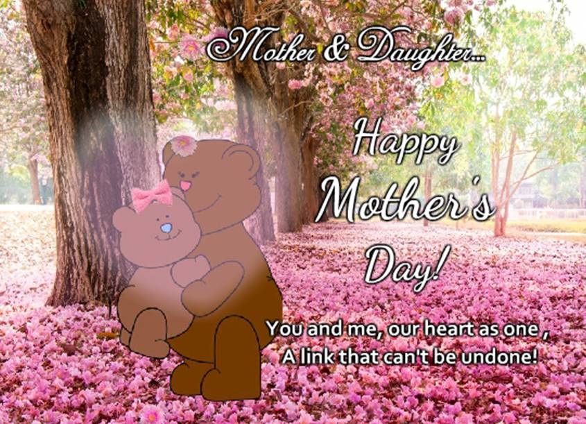 Mother's Day ecard by Jothi