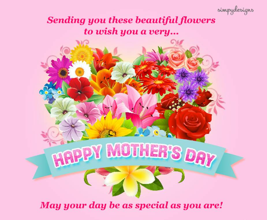 Mother's Day ecard by Simpydesigns