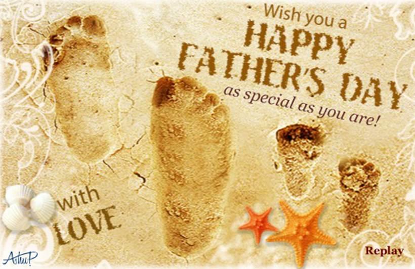 Father's Day ecard by Ashupatodia