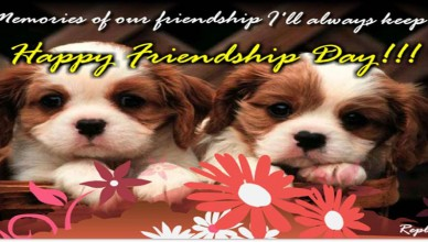 Contest for Friendship Day ecards